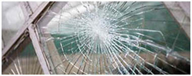 Dundee Smashed Glass